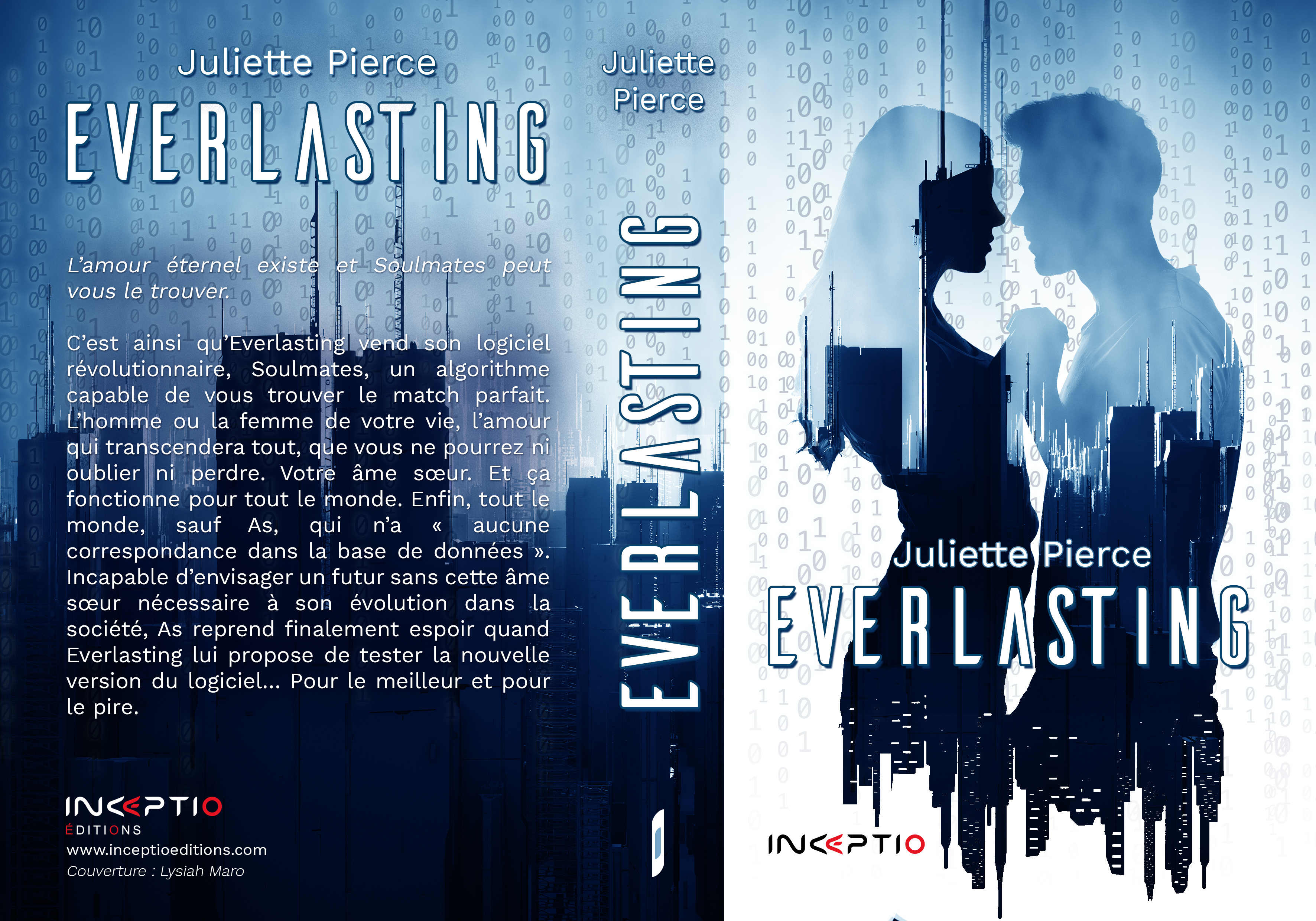 Couverture d'Everlasting
