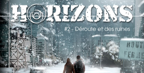 Miniature - Projet Horizons - Tome 2