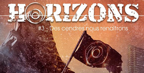 Miniature - Projet Horizons - Tome 3